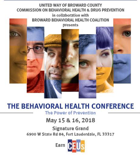 2018 Behavioral Health Conference
