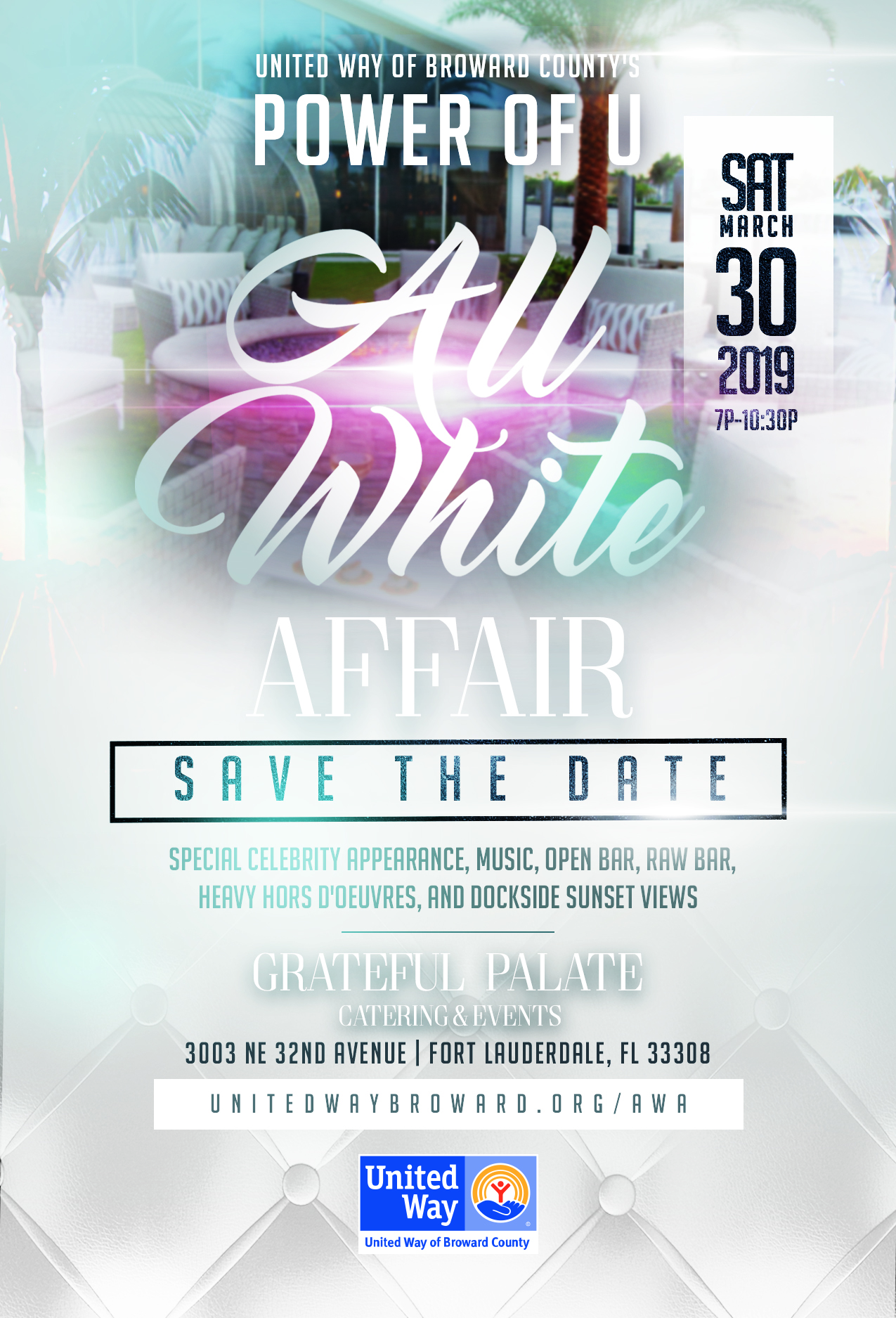 2019 All White Affair - STD