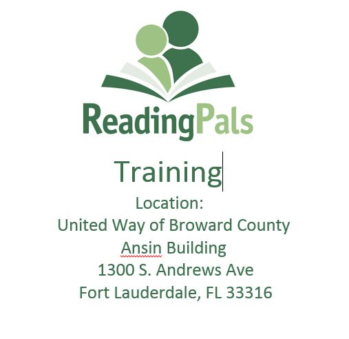 ReadingPalsTraining